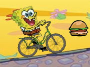 سبونج بوب قائد الدراجة