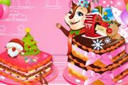 طباخ كيكة عيد الميلاد