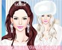 تلبيس أميرة الشتاء