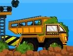 شاحنة المنجم الغاضبة