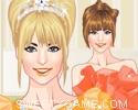 تلبيس أميرة البرتقال