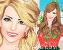 أزياء أميرة البطيخ الرائعه