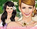 تلبيس أميرة وردة الزنبق