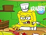 همبرجر سبونج بوب